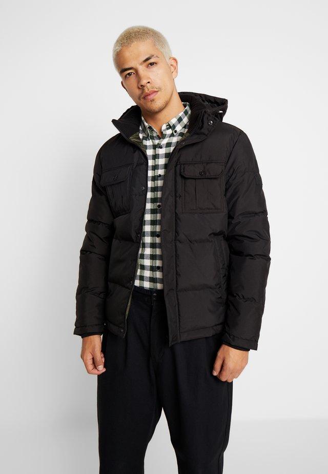 JCOWILL PUFFER - Winter jacket - black