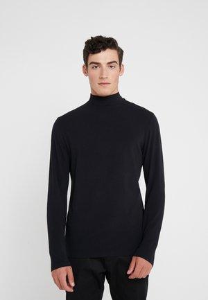 TAMO - Maglietta a manica lunga - black