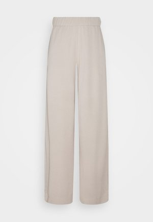 CLEO TROUSERS - Bukse - beige dusty light