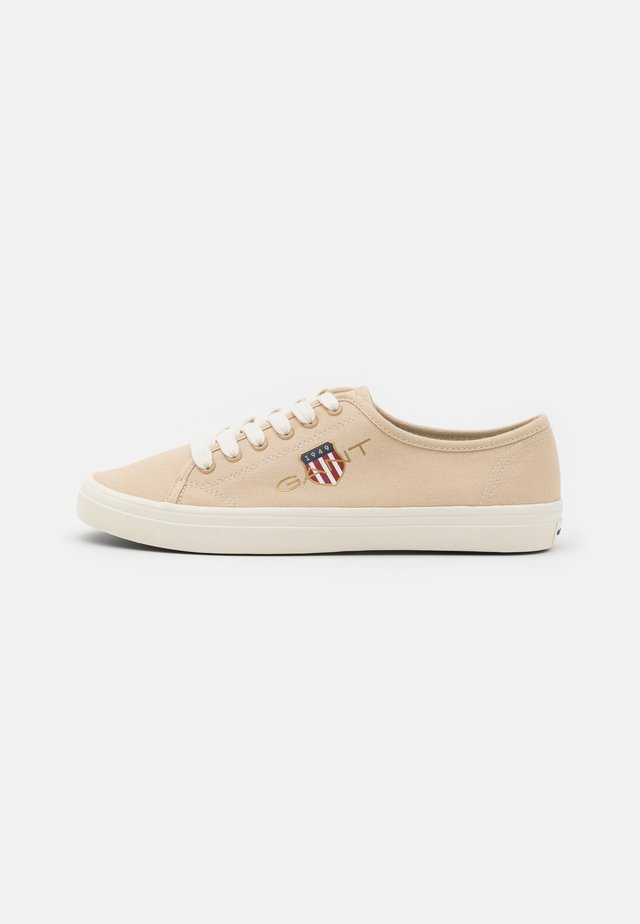 PILLOX  - Sneakersy niskie - dry sand