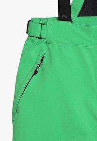 Killtec - GAUROR UNISEX - Zimní kalhoty - grün - 3