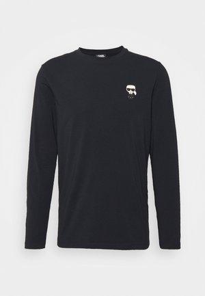 CREWNECK - Long sleeved top - midnight blue