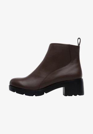 WANDA - Classic ankle boots - braun