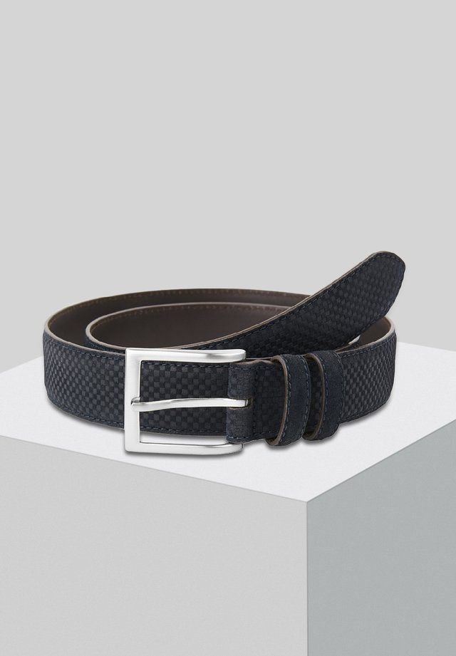 Belt - dark blue
