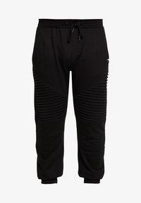INDICODE JEANS - CRISTOBAL PLUS - Tracksuit bottoms - black - 4
