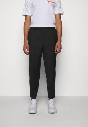 JALOUSIE UNISEX - Pantalon classique - black