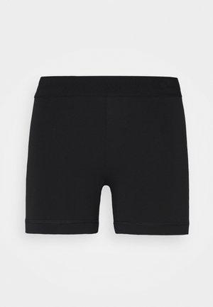 SHORTS - Leggings - black