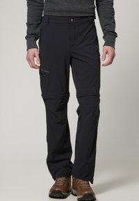 Vaude - FARLEY - Outdoor trousers - black - 1