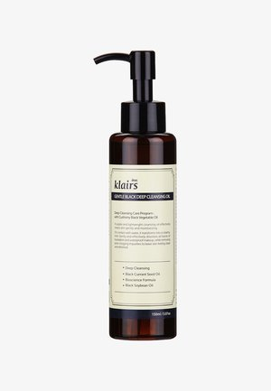 GENTLE DEEP CLEANSING OIL 150ML - Ansiktsrengöring - -