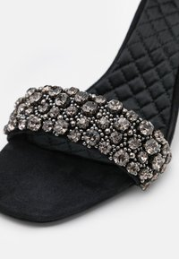 Tory Burch - CRYSTAL  - Sandals - perfect black - 6