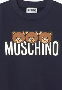MOSCHINO - Sweatshirt - blue navy - 3