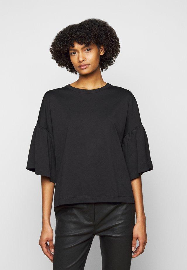 FIMONI - T-shirts print - schwarz