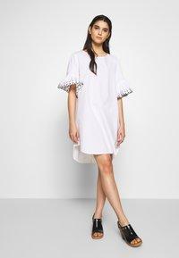 See by Chloé - Denní šaty - white - 1