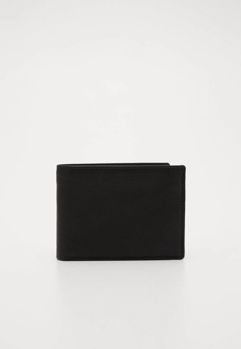 Zign - LEATHER - Peněženka - black