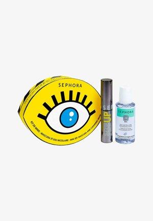 GET SIZED UP! SIZE UP MINI MASCARA KIT MIT MIZELLENWASSER MAKE-U - Makeup set - KIT MINI SIZE UP & DEMAQ-20 BTG