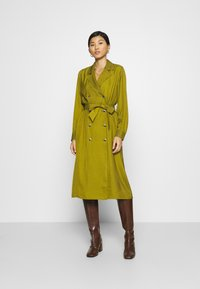 Banana Republic - MIDI TRENCH DRESS - Blousejurk - cinque terre - 0