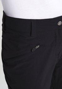 Salomon - WAYFARER - Trousers - black - 3