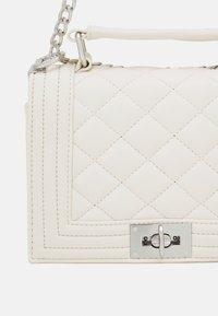 Gina Tricot - MIA BAG - Across body bag - cream white - 3
