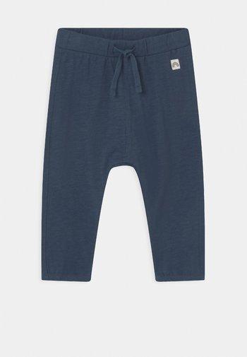 SET UNISEX - Trousers - dusty blue