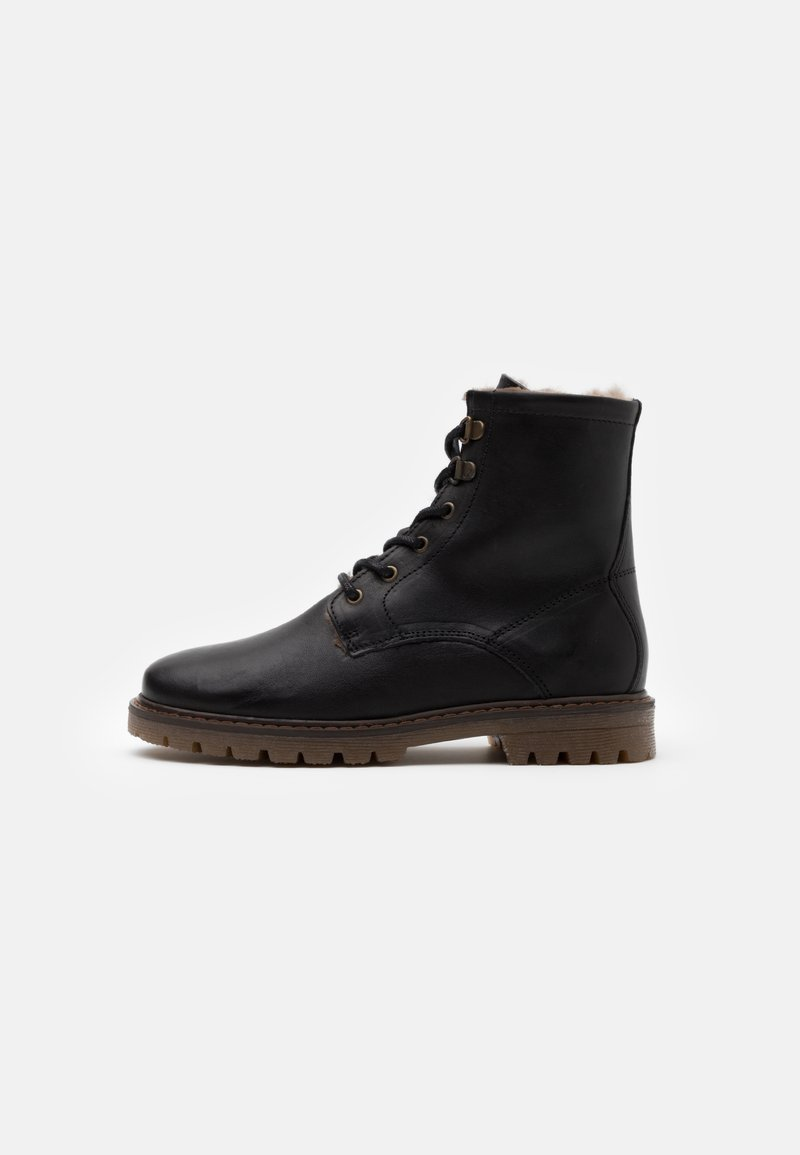 Bisgaard - MAIA - Lace-up ankle boots - black
