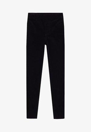 SNOWY - Trousers - zwart