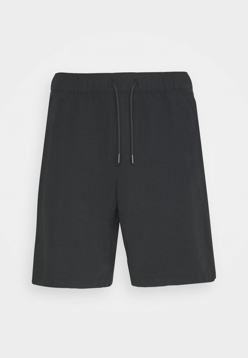 Abercrombie & Fitch - DRAPEY PULL ON - Shorts - casual black