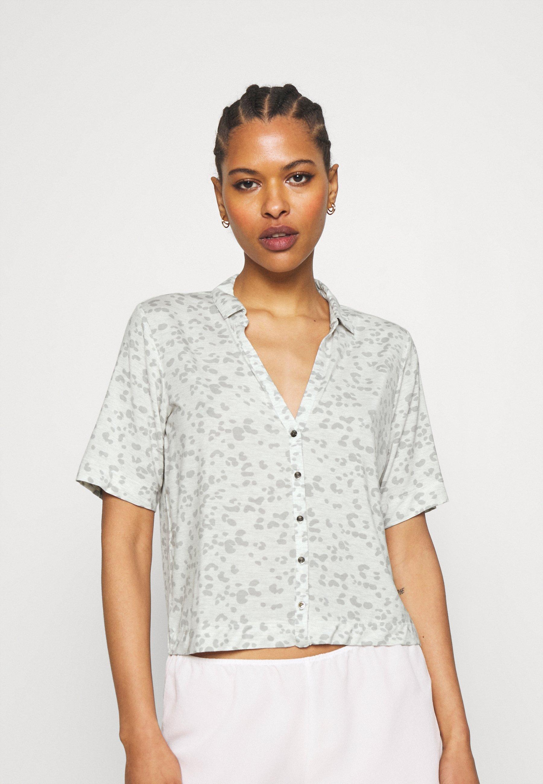 Women BUTTON UP - Pyjama top