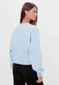 Bershka - Sweatshirt - light blue - 2