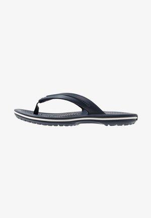 CROCBAND FLIP - Pool shoes - navy