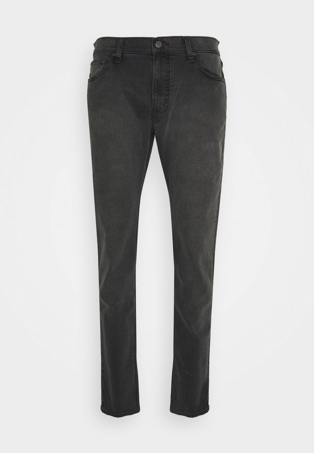 MENS PARKER - Jean slim - washed black