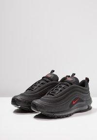 Nike Sportswear - AIR MAX 97  - Trainers - black/university red - 2