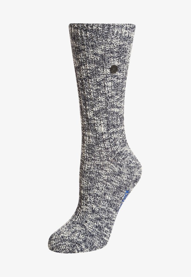 FASHION - Socks - blue/white