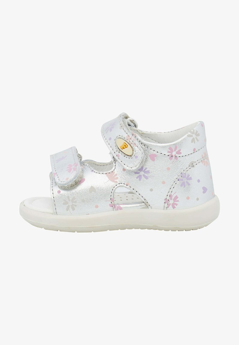 Falcotto - NEW RIVER - Sandals - silber