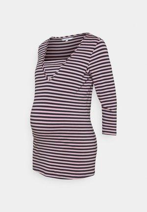 TEE NURS GRIFFIN - Long sleeved top - dawn pink