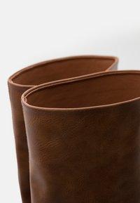 Lulipa London - JOSEPHINE - Over-the-knee boots - tan - 5
