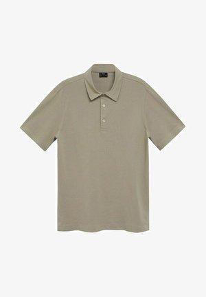 TESLAP - Polo - gris clair/pastel