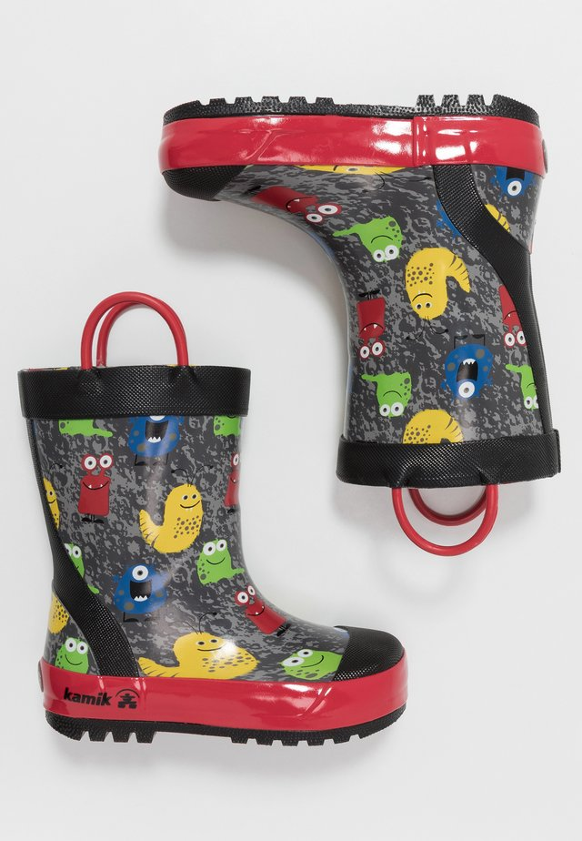 MONSTERS - Wellies - black