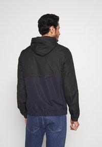 TOM TAILOR DENIM - CLEAN SUMMER JACKET - Summer jacket - black - 2