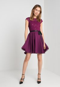 Swing - Cocktail dress / Party dress - lila - 2