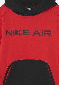 Nike Sportswear - AIR - Hoodie - university red/black - 2