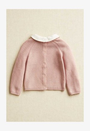 COLI - Cardigan - rose