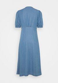 ONLY Petite - ONLDAISY DRESS - Denim dress - medium blue denim - 1