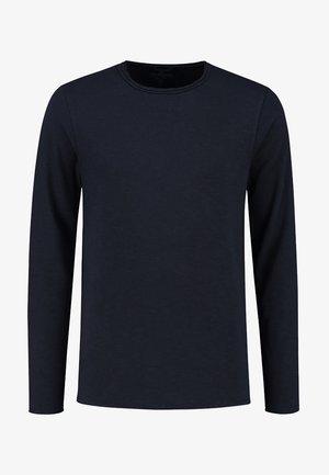 Long sleeved top - dk  navy