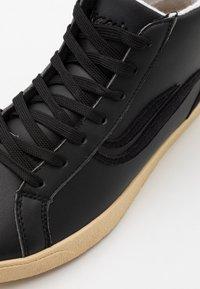Genesis - HELÀ MID VEGAN UNISEX - Sneakers alte - black - 5