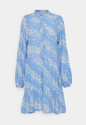 MARRANIE - Shirt dress - sereia blue