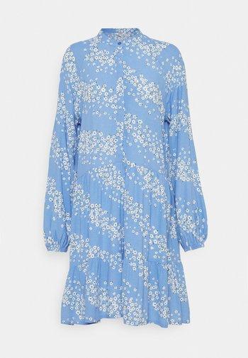 MARRANIE - Shirt dress - sereia blue