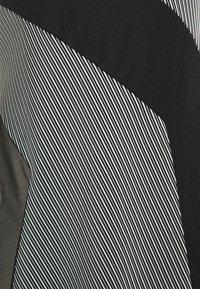 Nike Performance - DRESS - Sports dress - black/white - 7