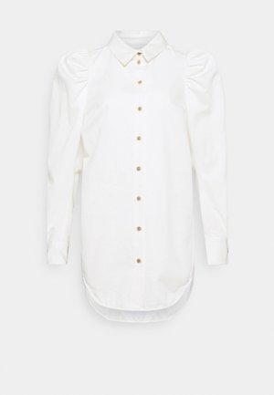 ELLEN - Shirt dress - cannoli cream