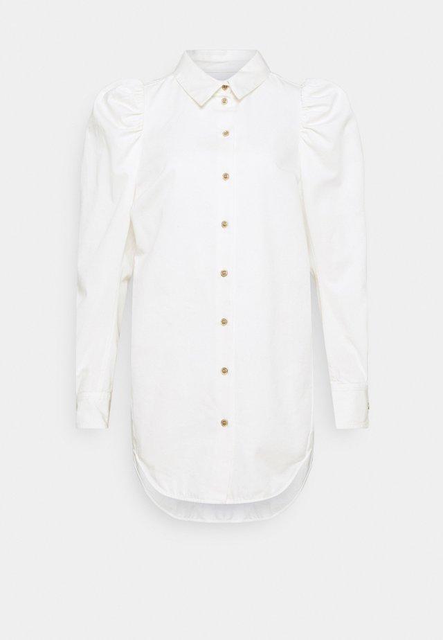 ELLEN - Košilové šaty - cannoli cream