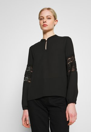 ONLGRACE TOP - Bluser - black